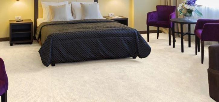 Silver Cloud - Stripe Carpet