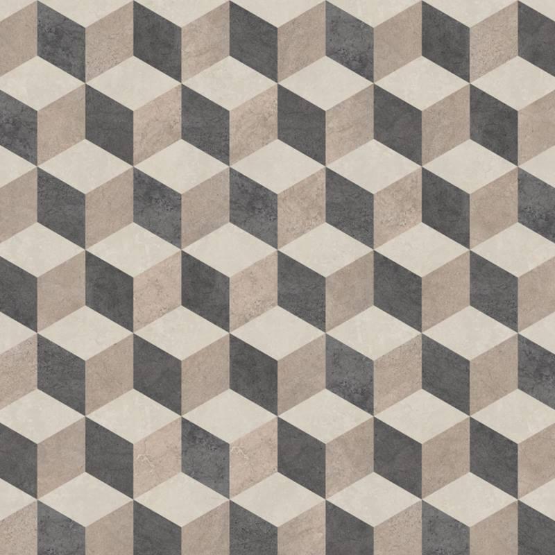 Kaleidoscope - Cubix Knight Tile
