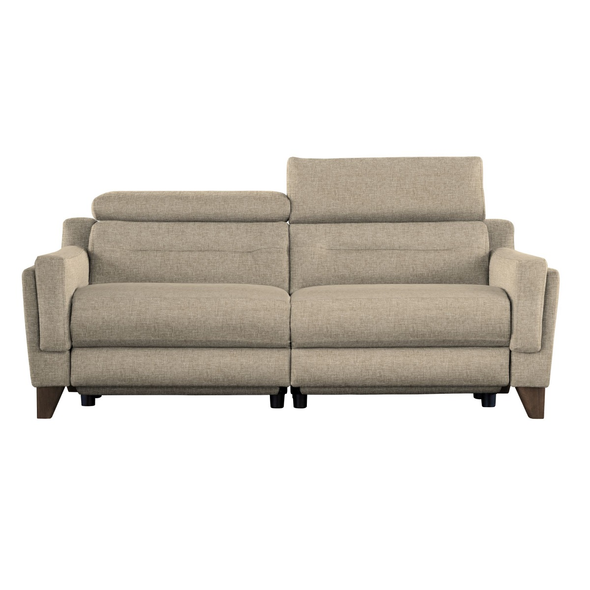 Design 1801 Large 2 Seat Sofa Double Power