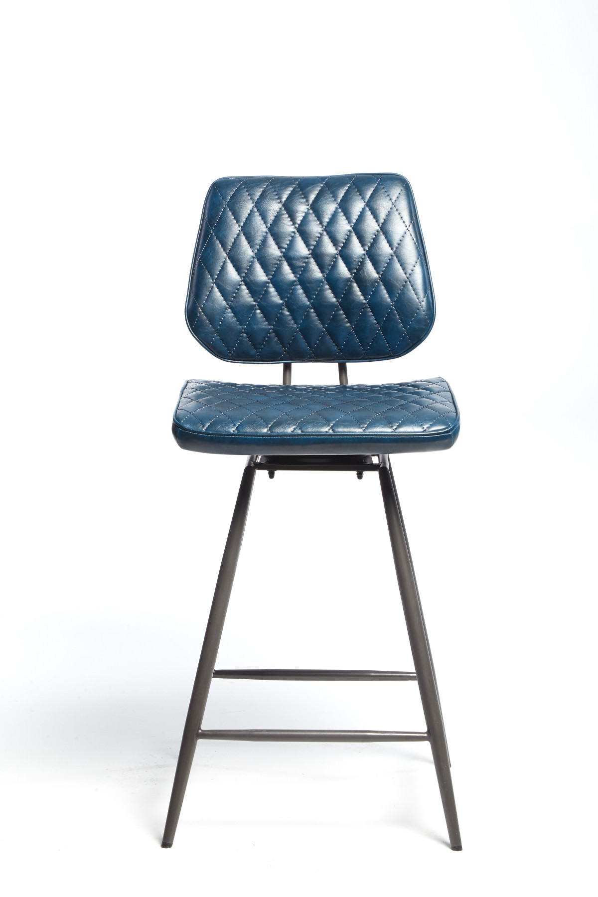 Dark Blue Isabella Bar Stool
