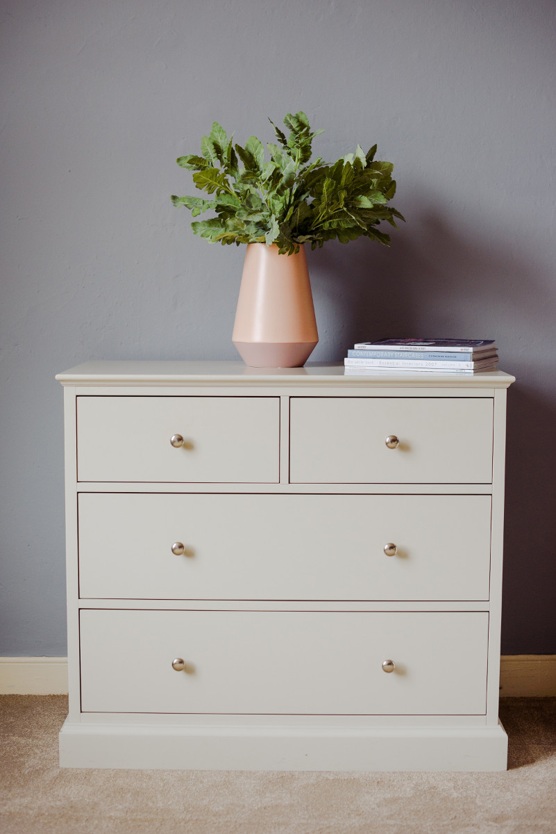 Caoimhe 2 + 2 Drawer Chest of Drawers