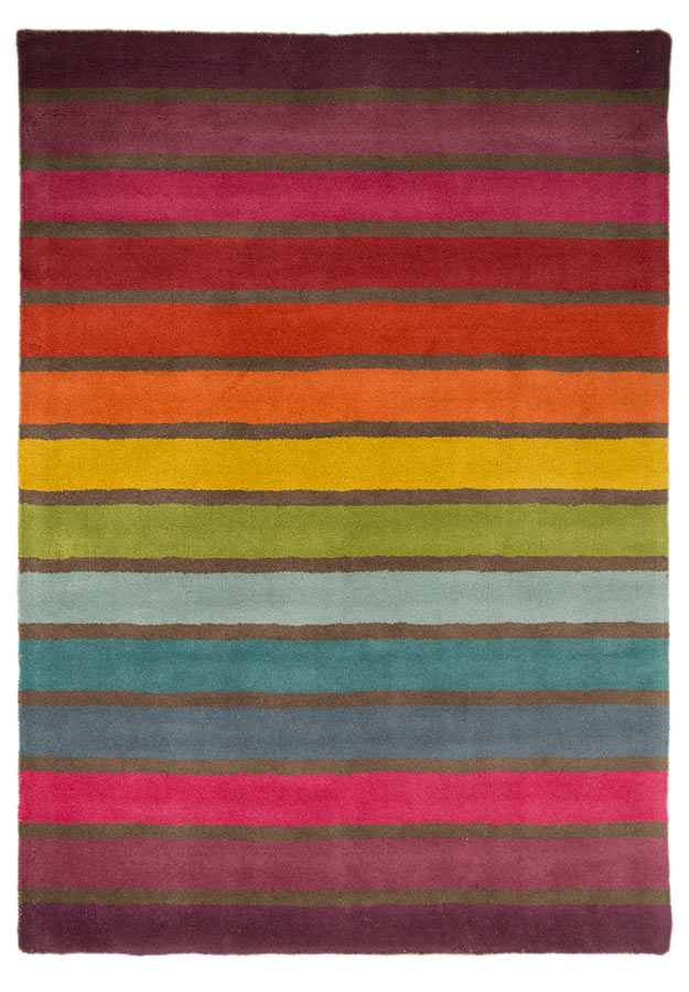 Illusion Candy Rug Multi