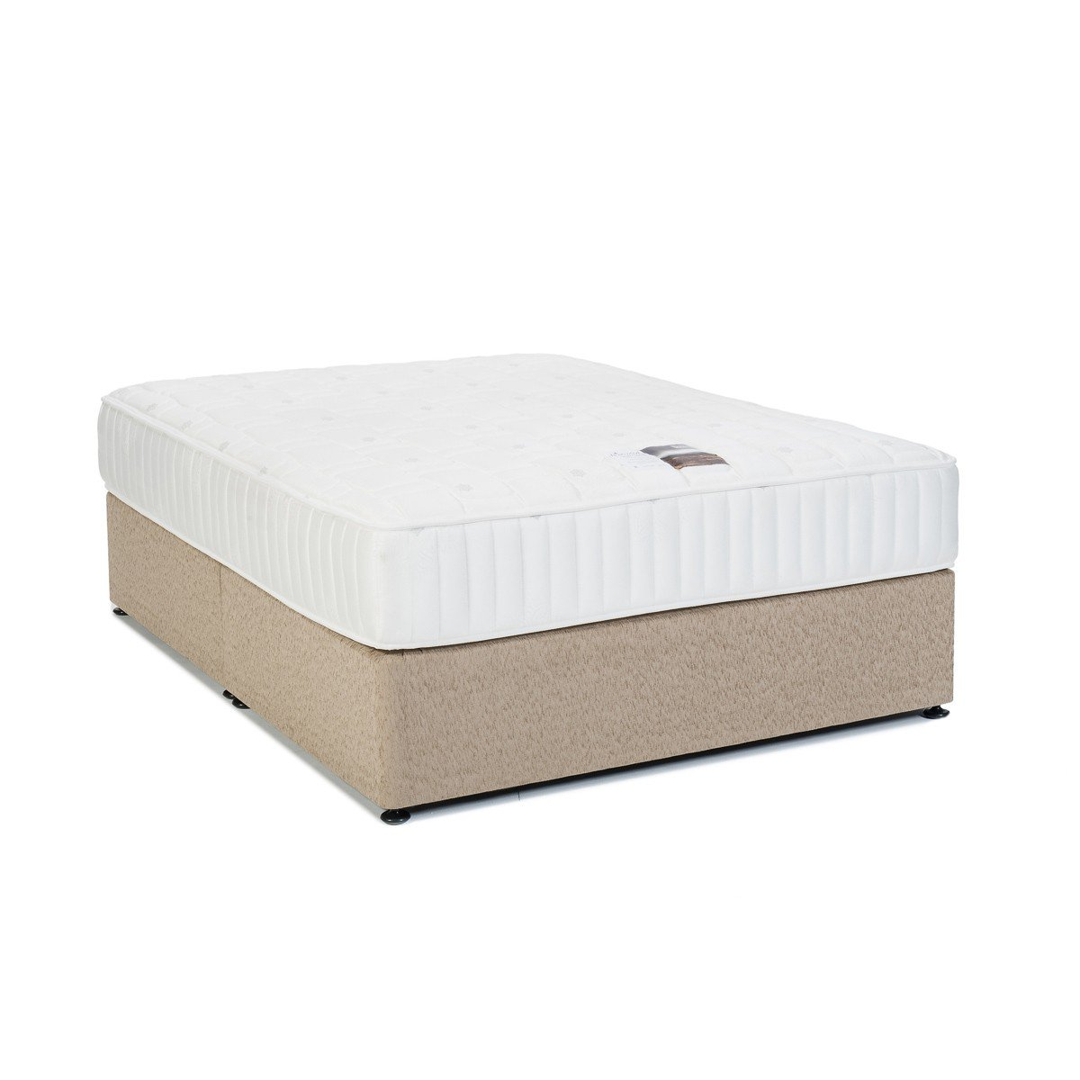 King Koil Natural Posture 1800 Mattress & Divan