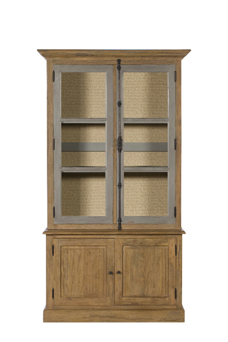 Carolina Alexander Display Cabinet