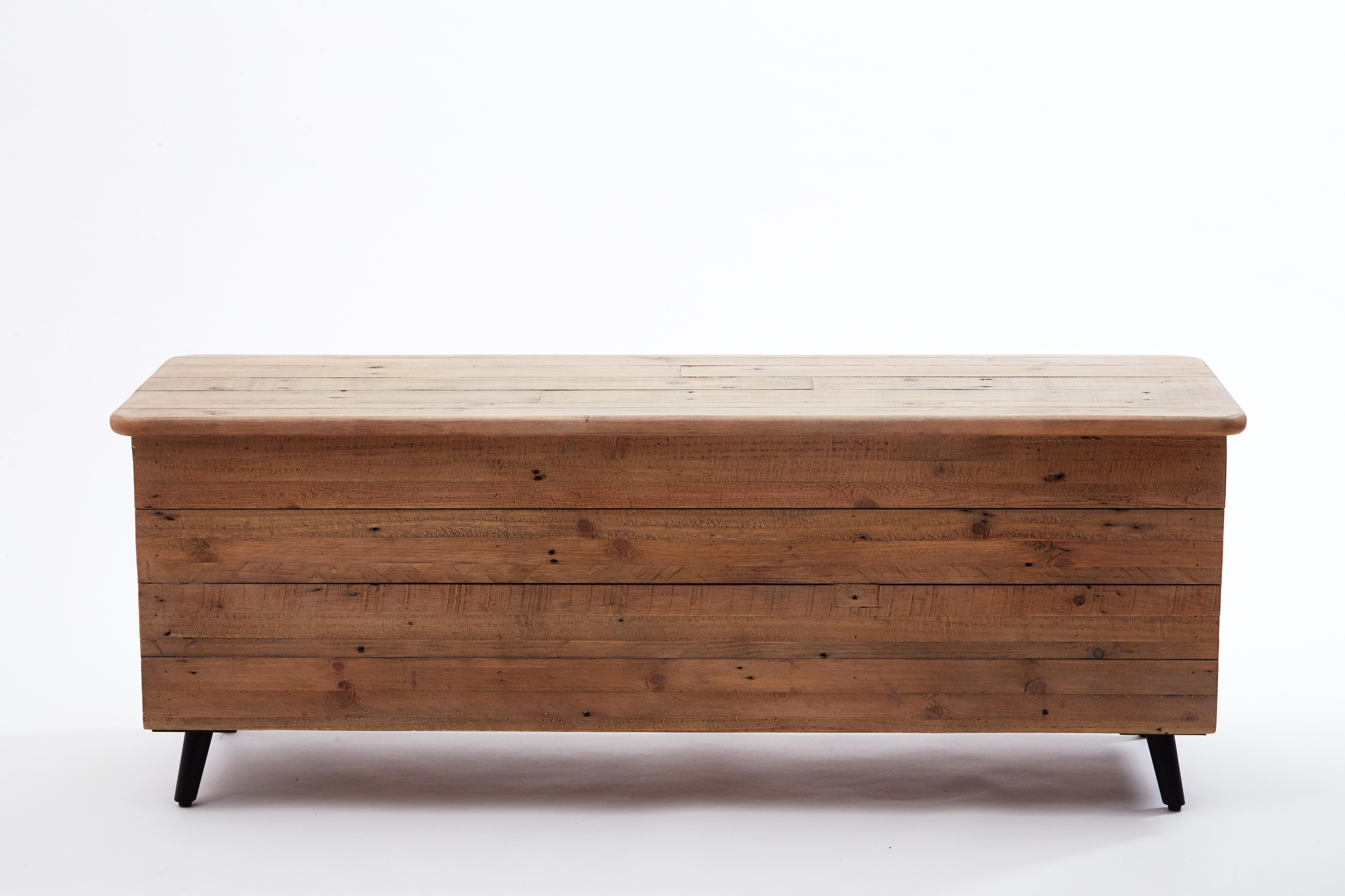 Palma Blanket Box