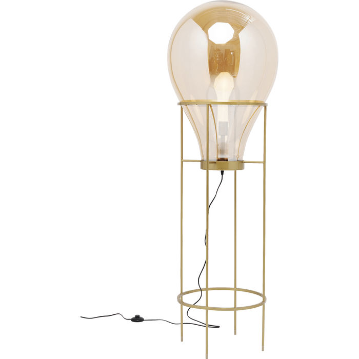 Pear Frame Floor Lamp