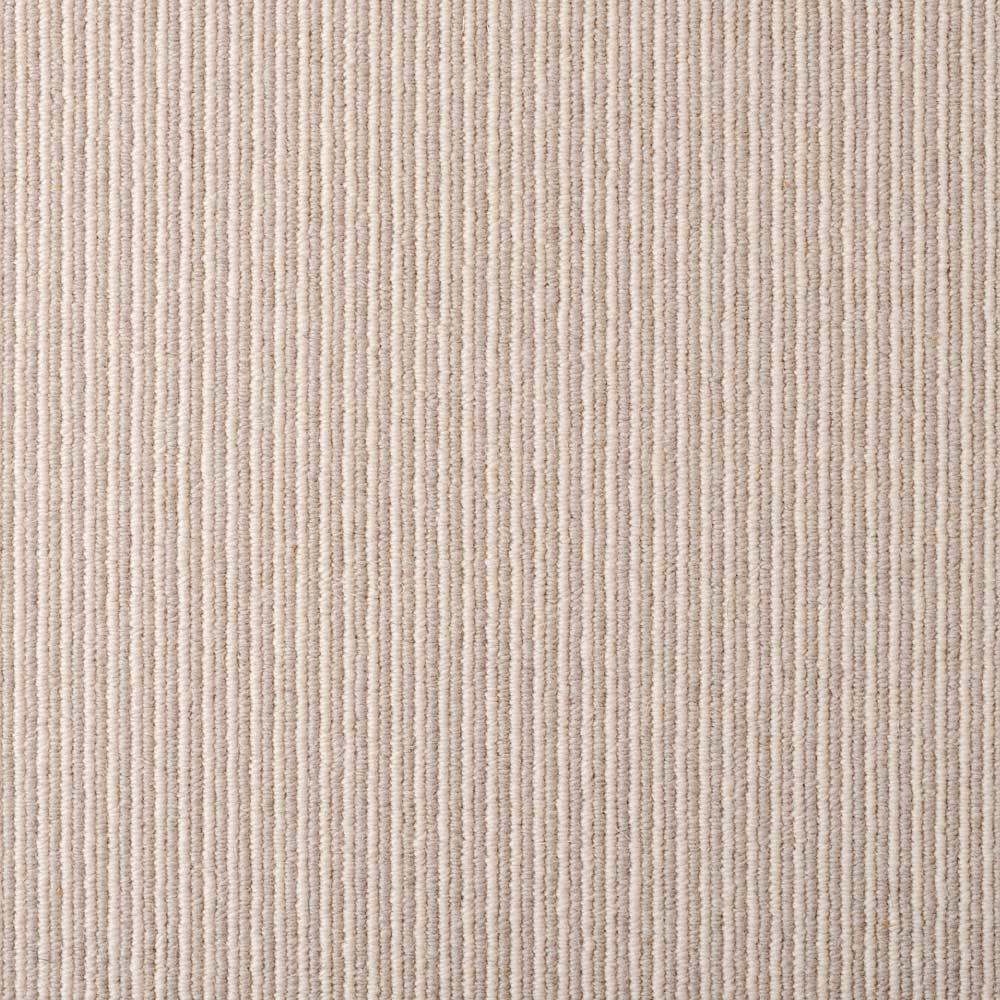 Wool Pinstripe Bone Olive