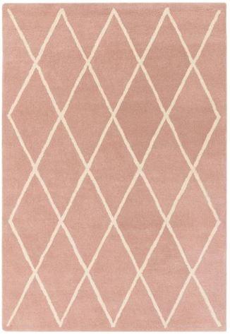 Albany Rug Diamond Pink
