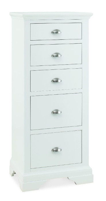 Saoirse 5 Drawer Tall Chest of Drawers