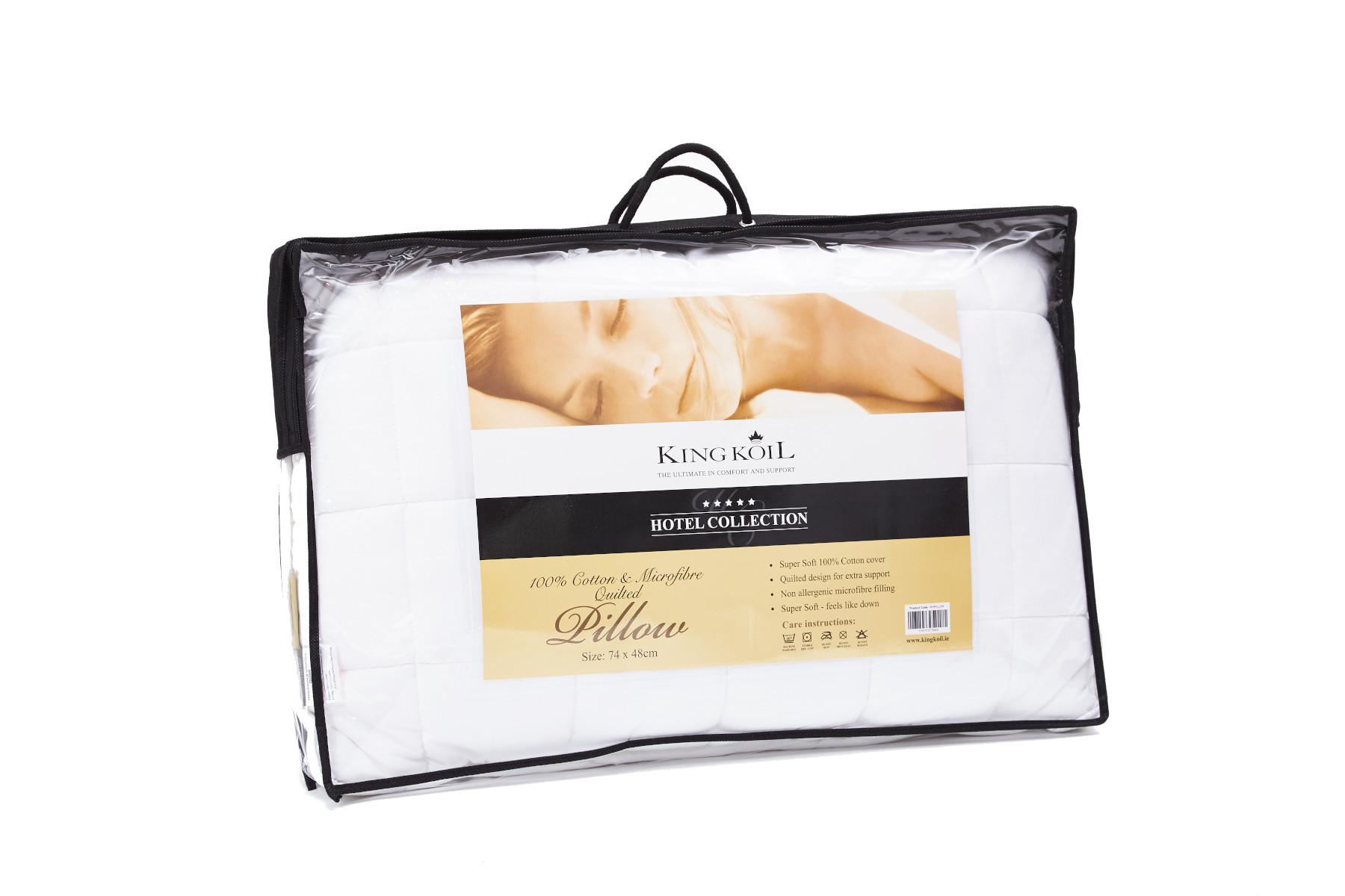King Koil Hotel Micro Fibre Pillow
