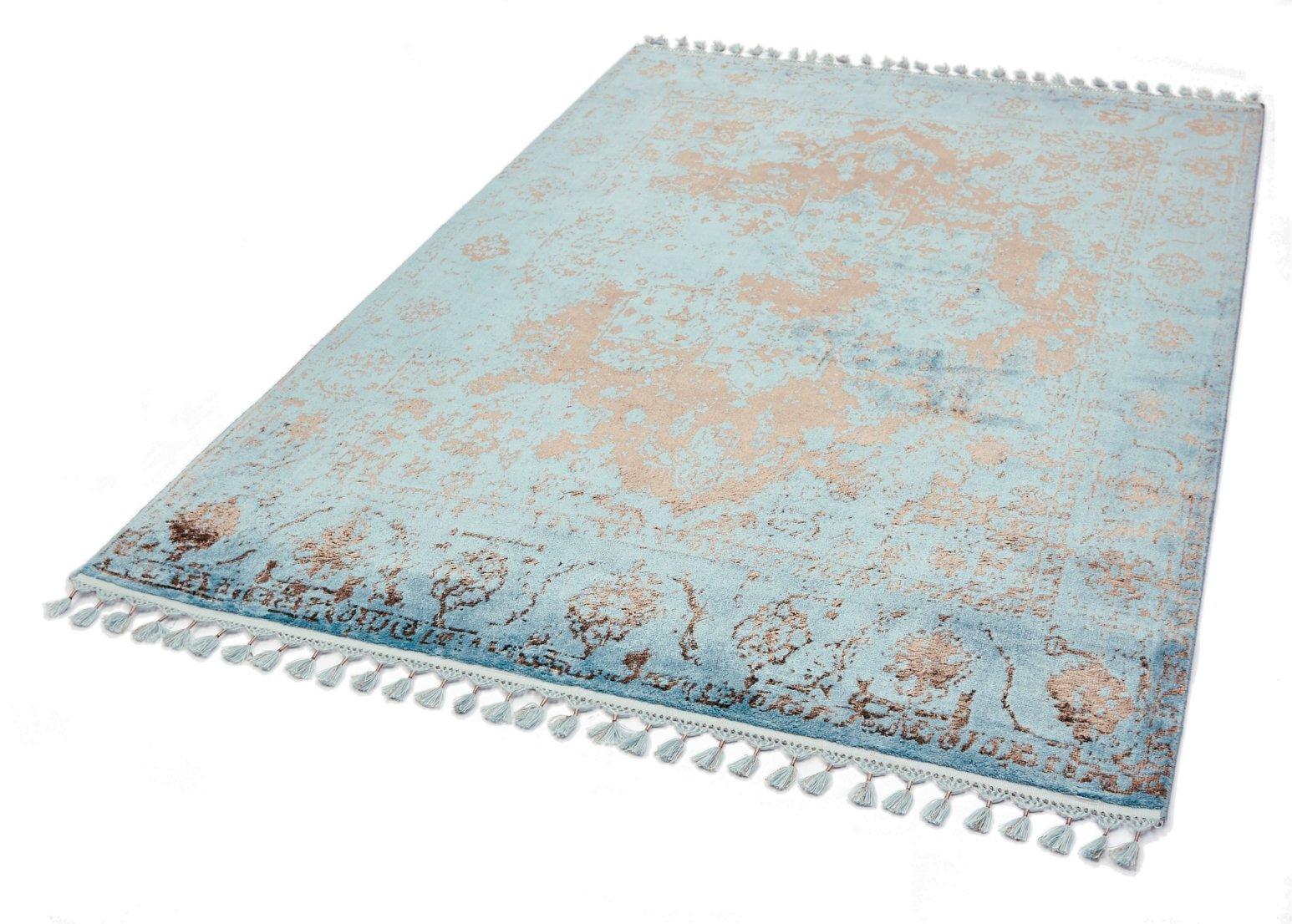 Vintage Rug Blue