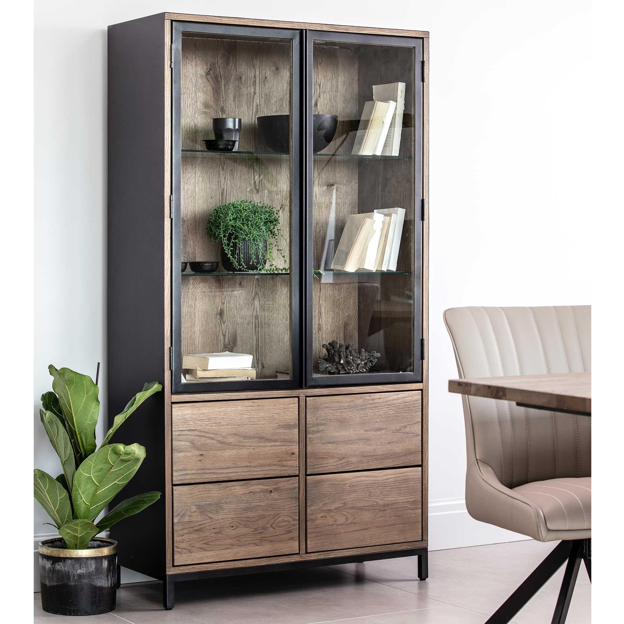 Lahinch Display Cabinet