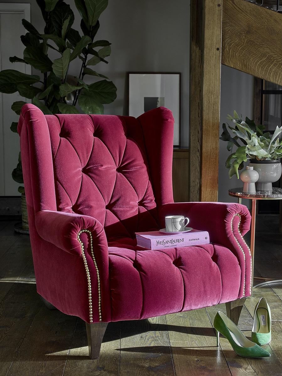 Ossie Accent Chair