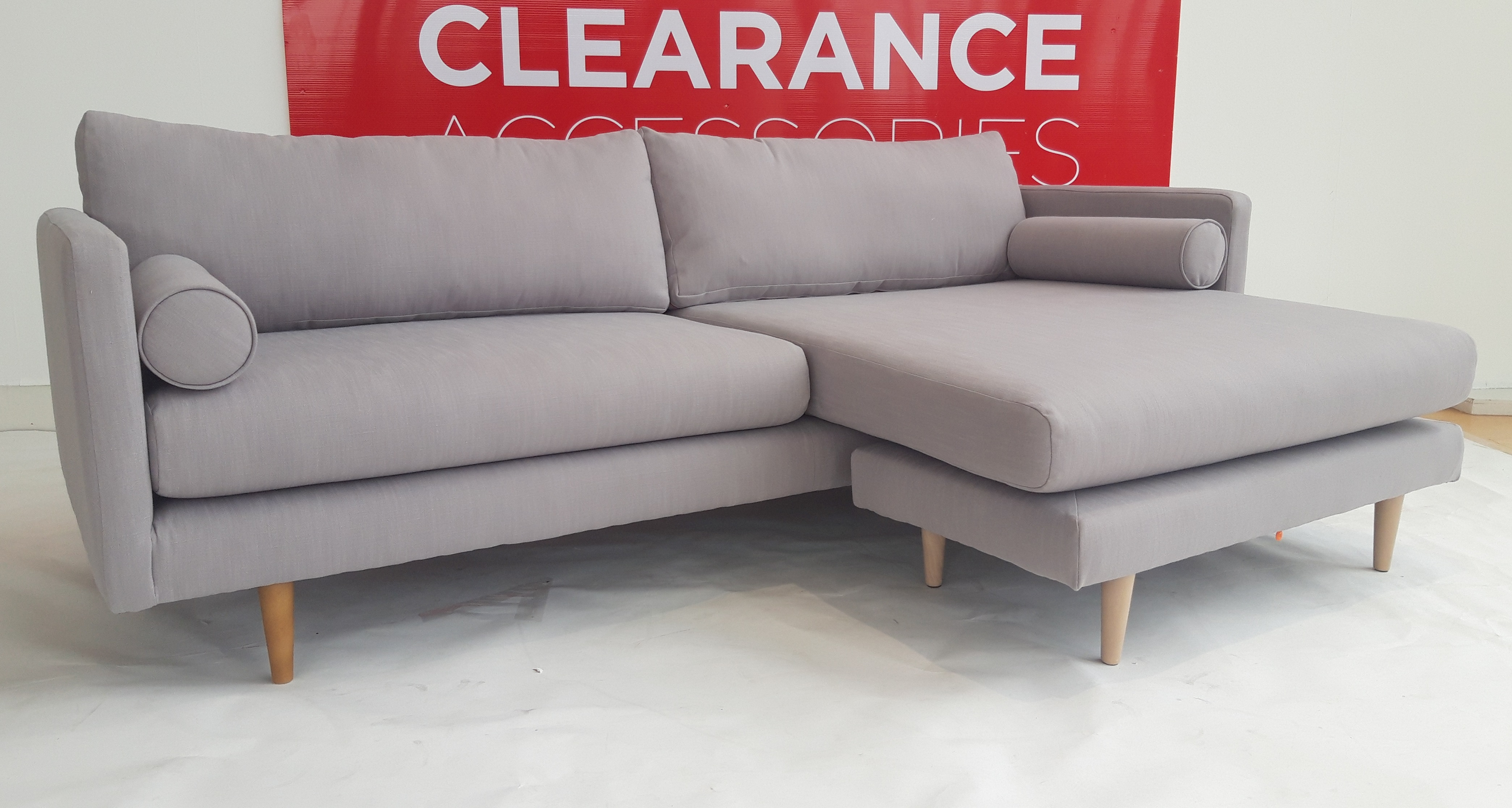 Mimosa Large Chaise Sofa - OUTLET