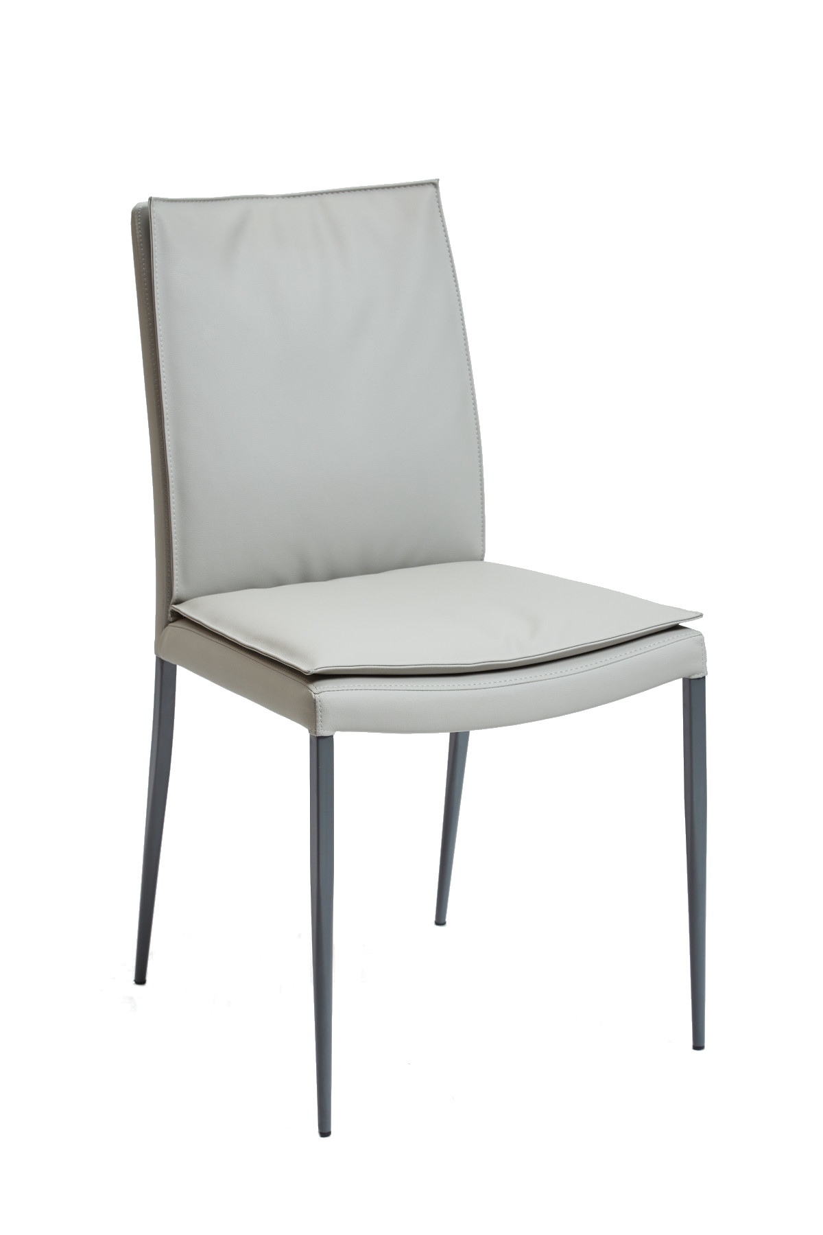 Maxsoft Dining Chair - Grey
