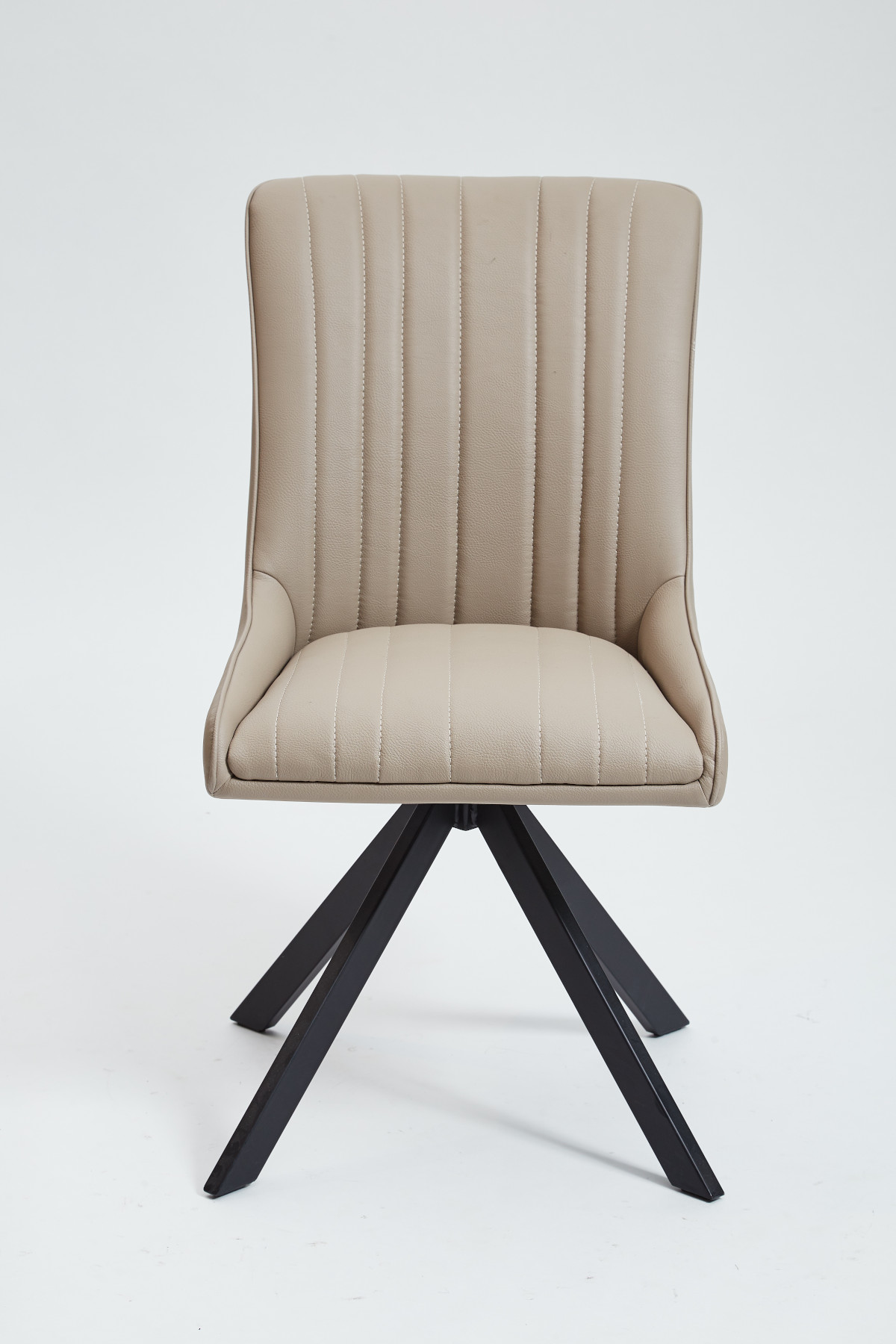 Shauna Taupe Dining Chair