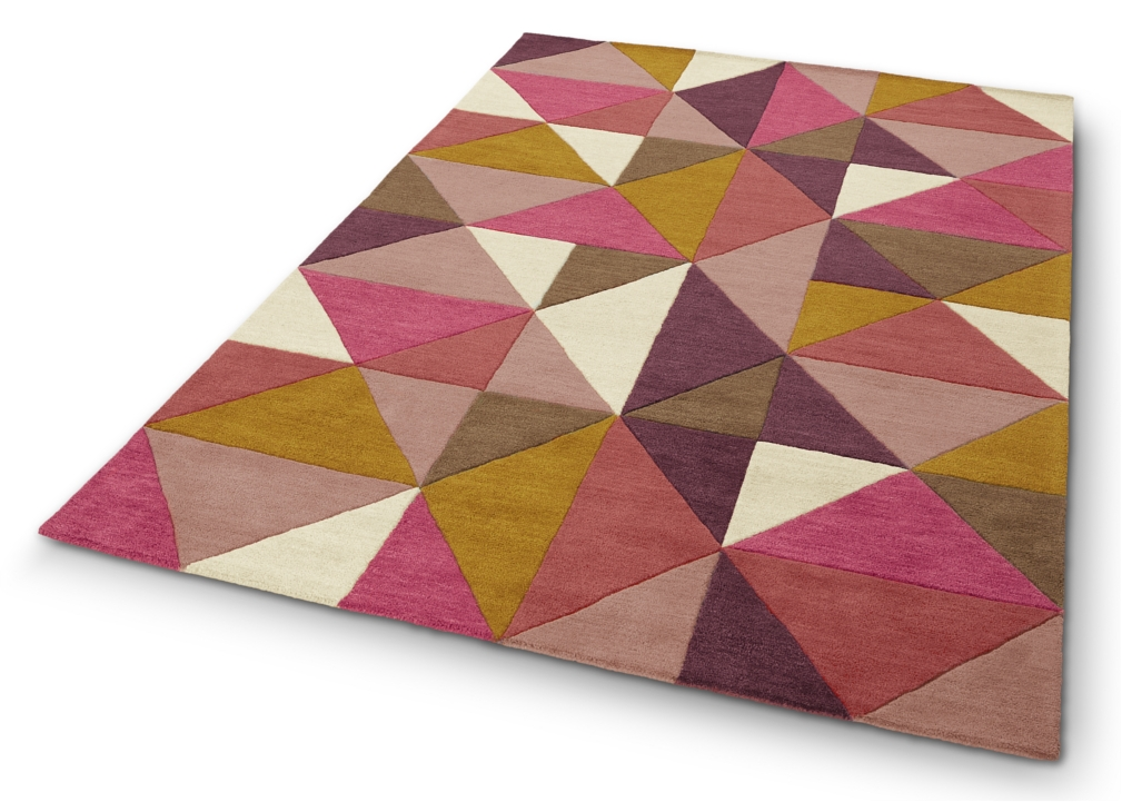 Reef Rug RF09 Kite Pink Multi