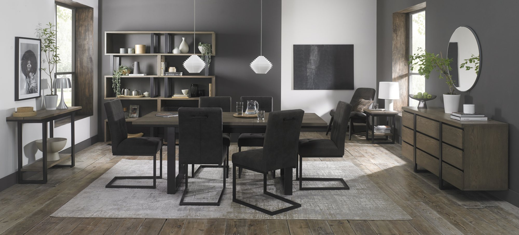 Eden 6-8 Dining Table