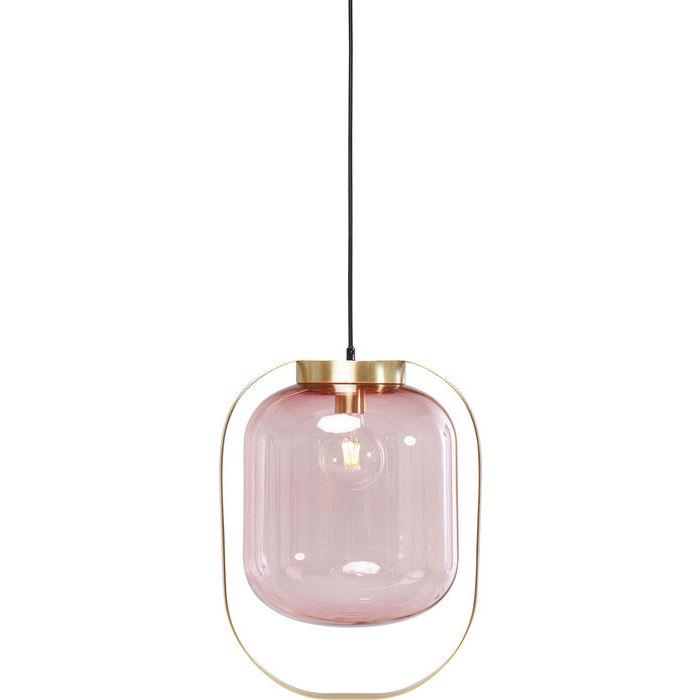 Jupiter Pendant Lamp - Pink