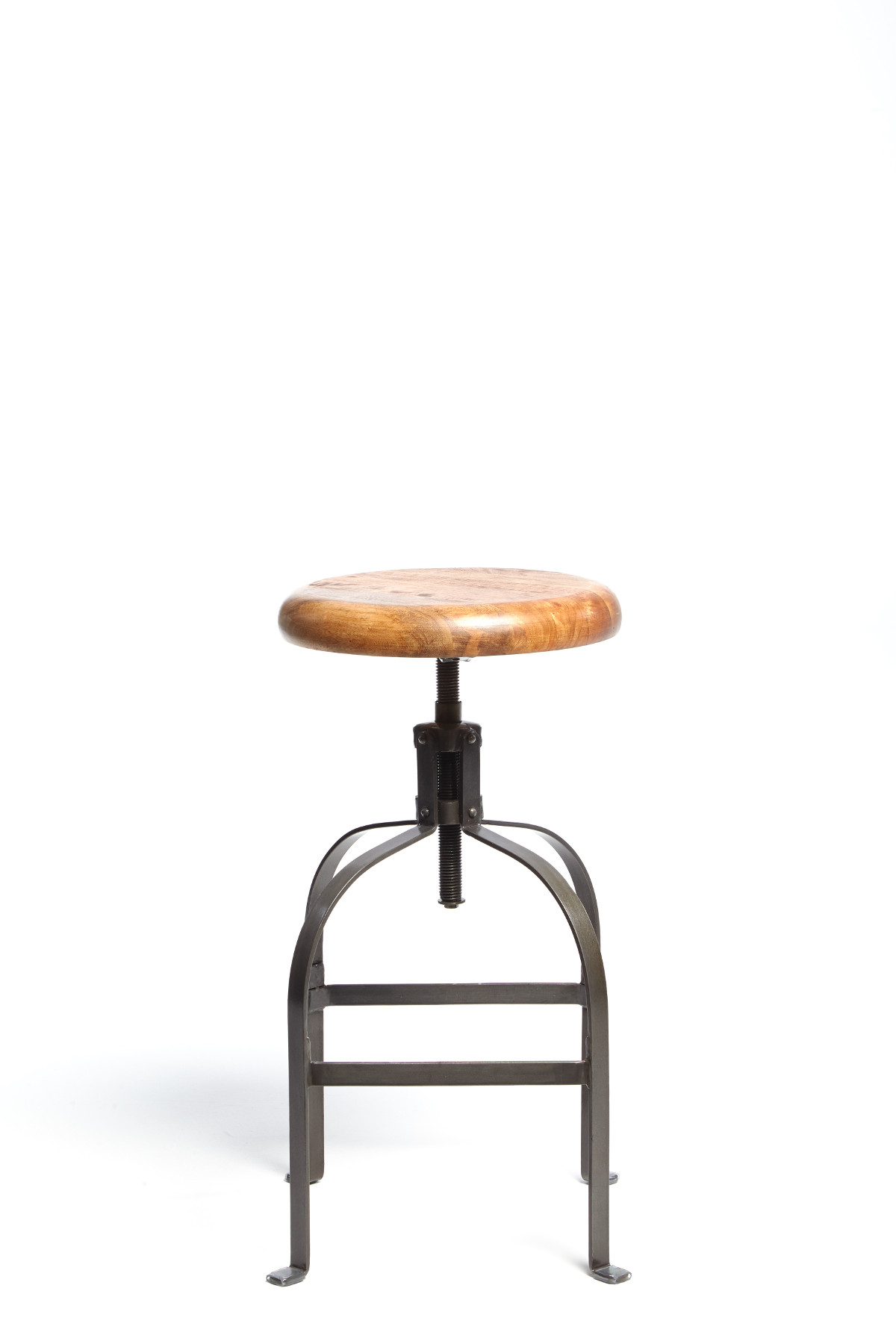 Reclaimed Dentist Stool