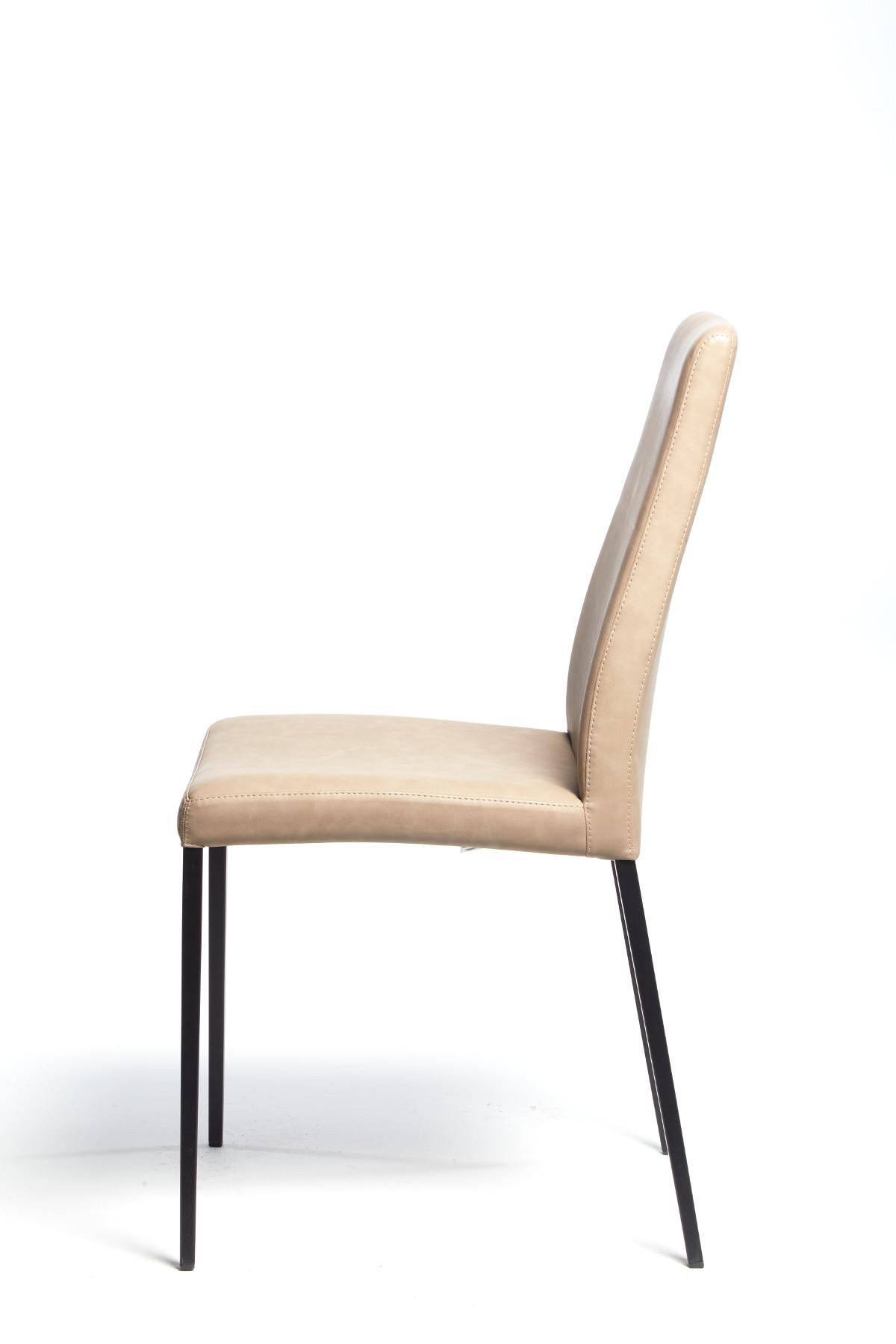 Calligaris Aida Soft Chair Vintage Desert