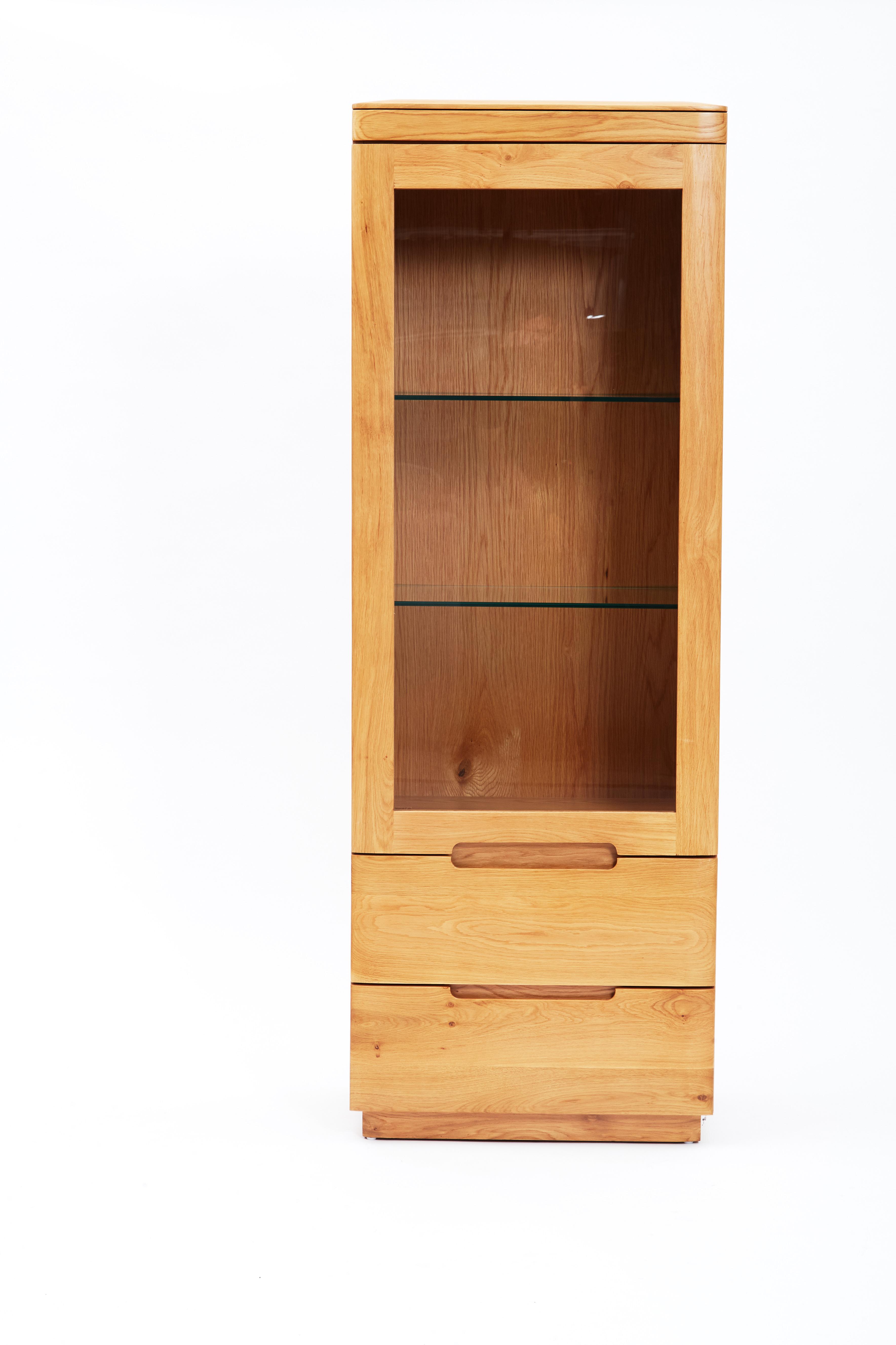 Larson Glazed Display Cabinet LHF
