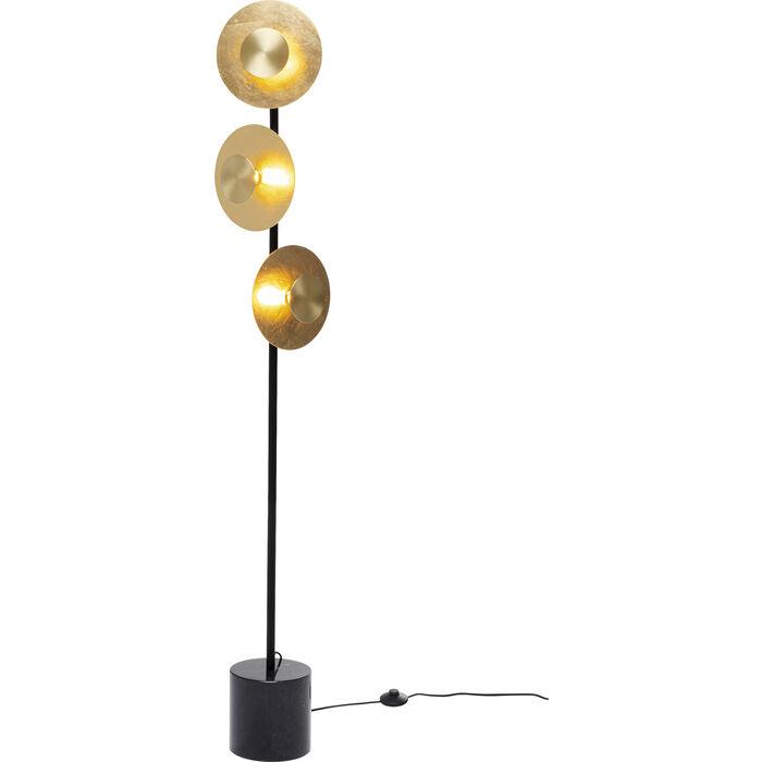 Disc Tre Floor Lamp