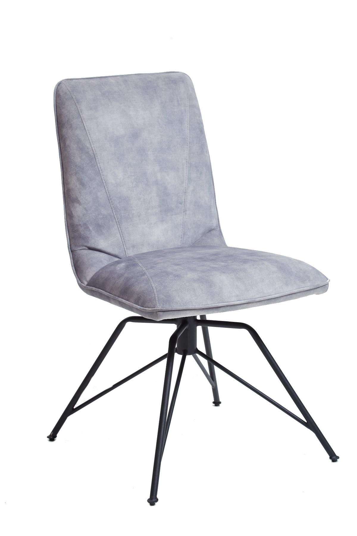Carter Grey Dining Chair