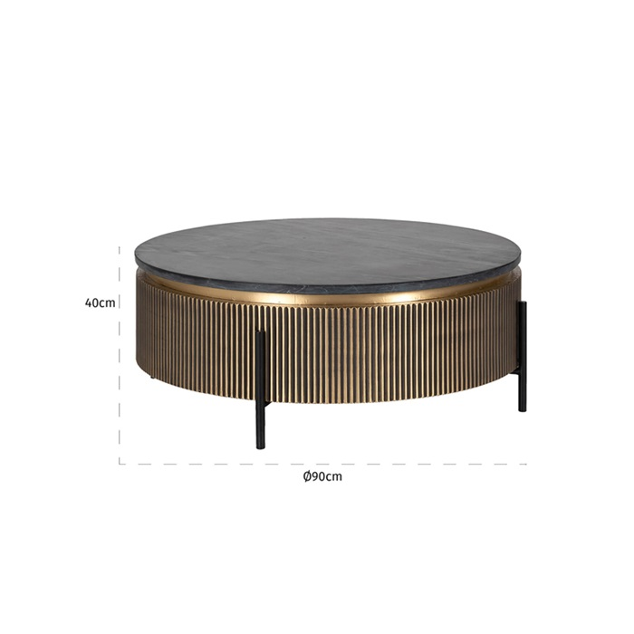 Ironville Coffee Table