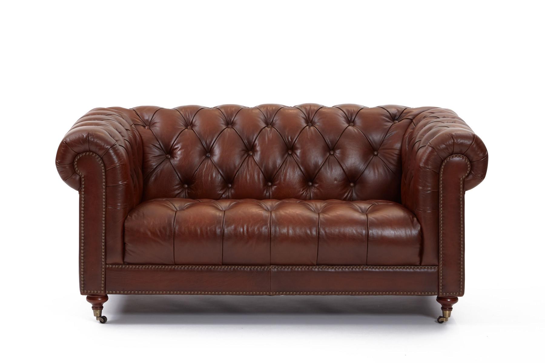 Leopold 2 Seater Sofa